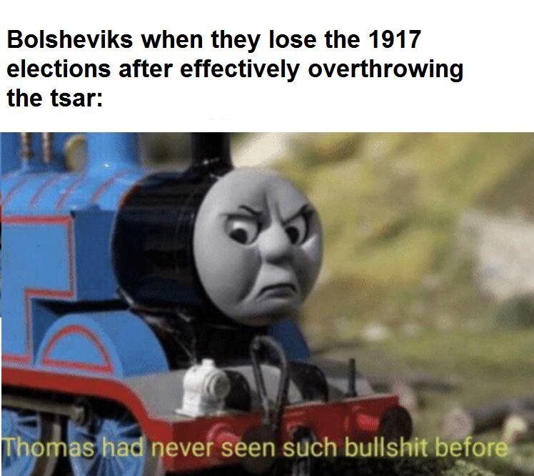 it's revolution time comrades - meme