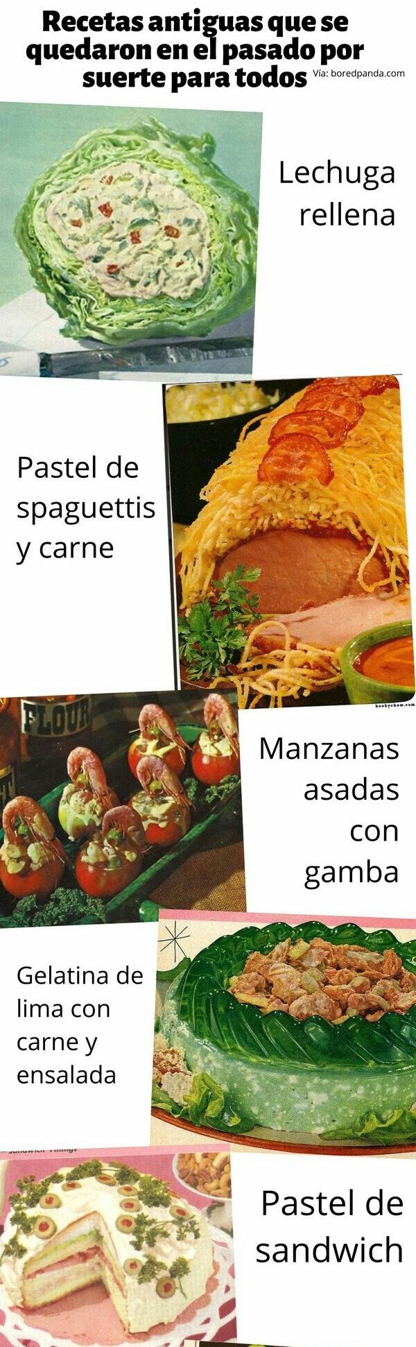 Recetas - meme