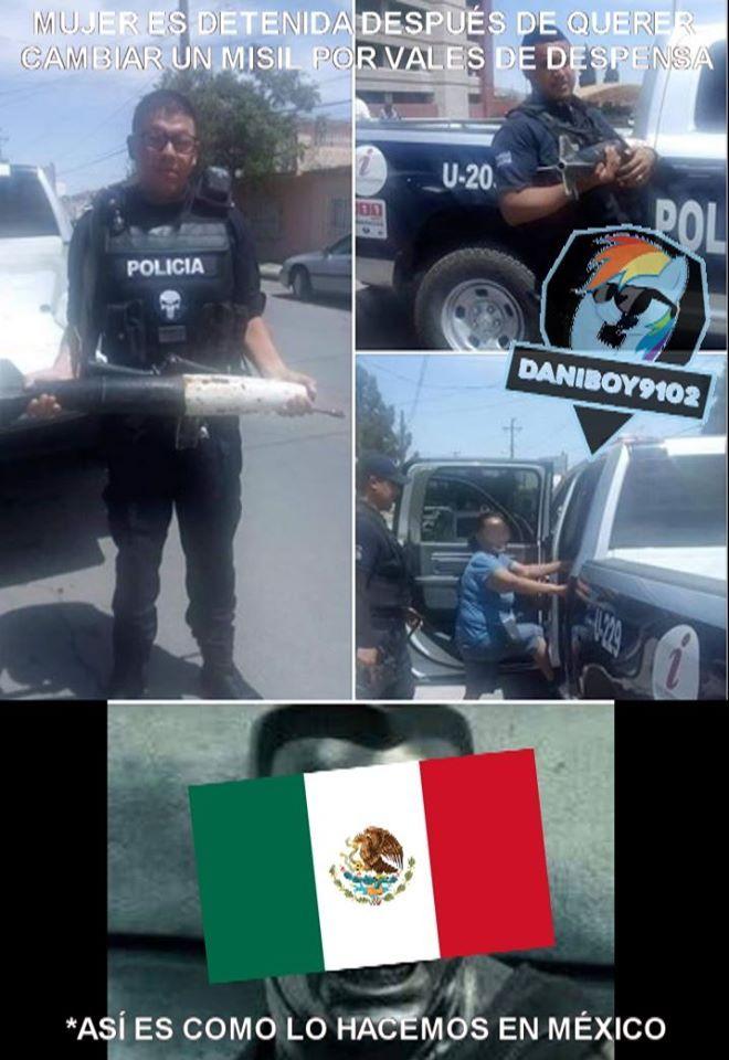 México es otro pedo - meme