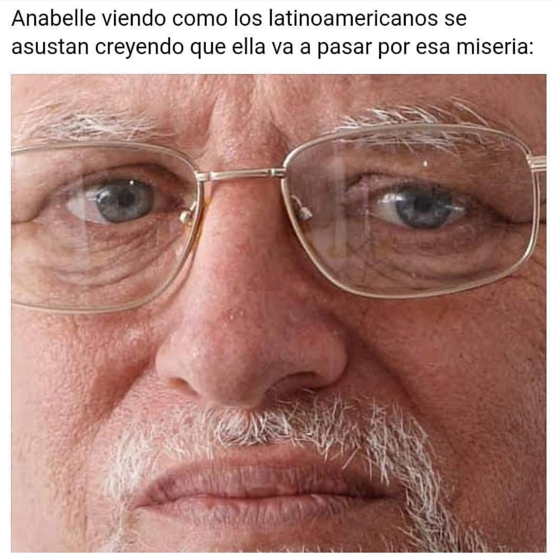 Me tienen harto los memes de Anabelle
