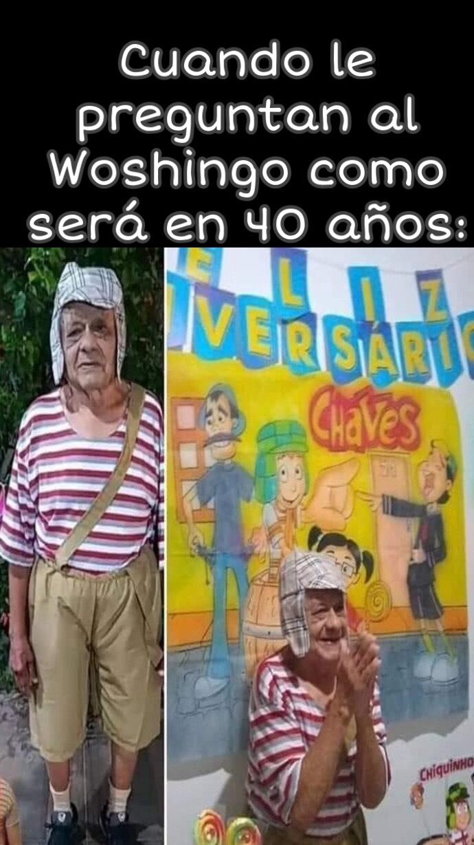 Chaves - meme