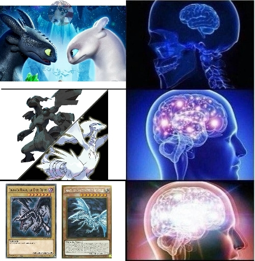 Mi inteligencia es superior a la de los demas - meme