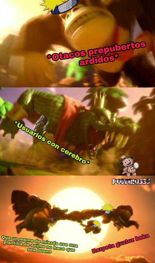 Moderación in a nutshell - meme