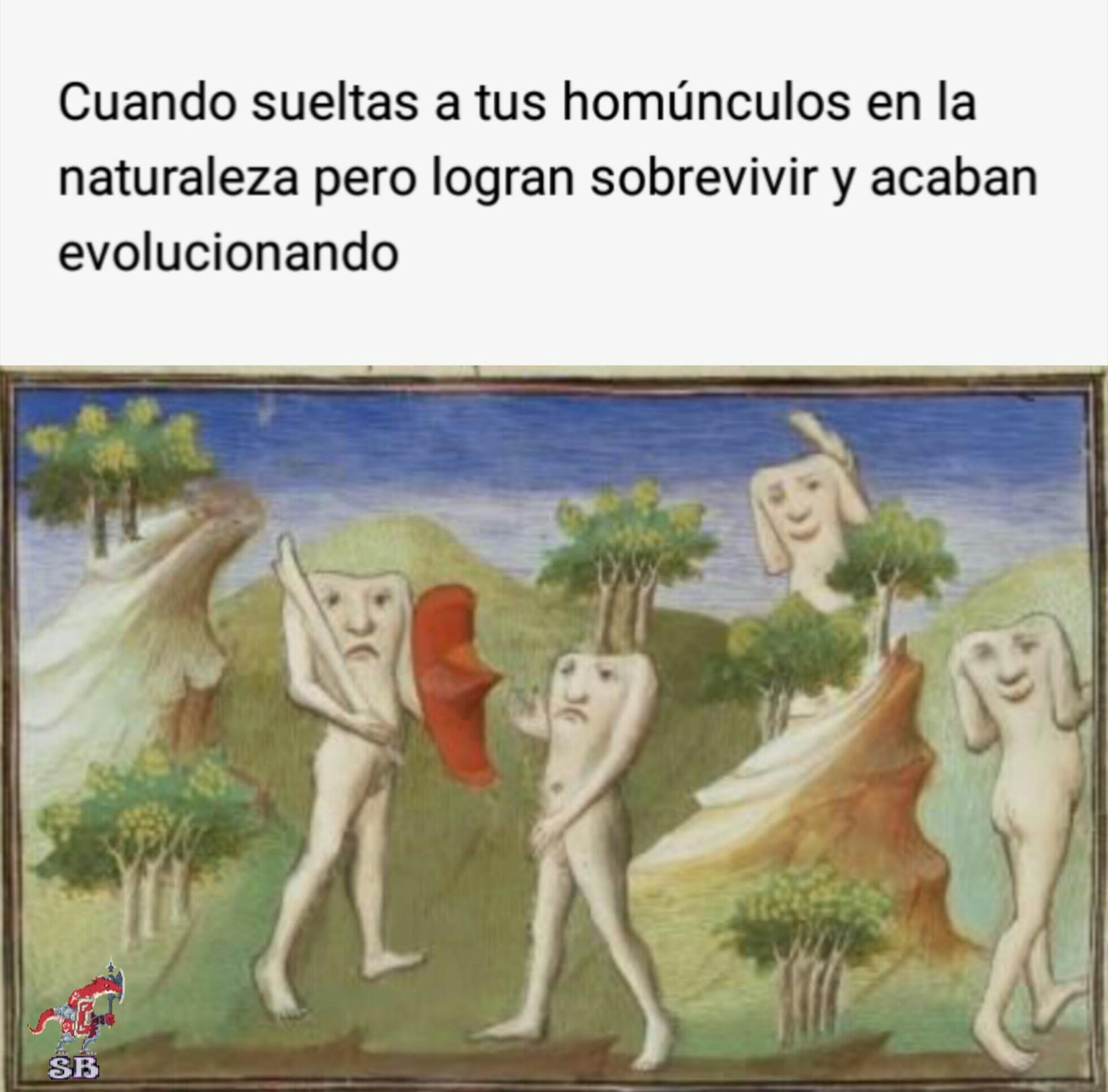 Sardinas en lata - meme