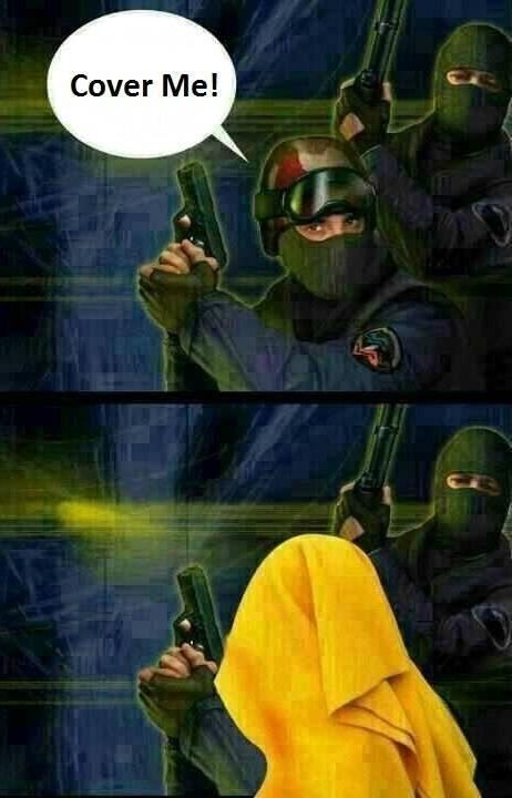 CS logic - meme