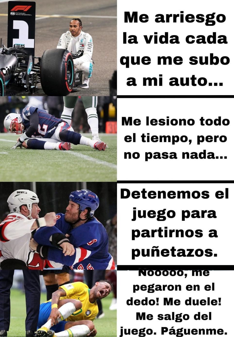 Sport be like: - meme