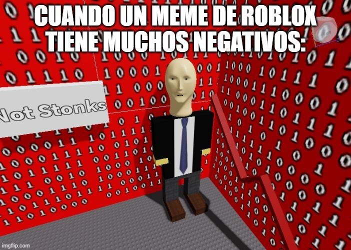 Meme de roblox studio