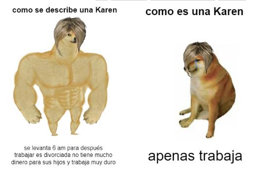 Meme Karen