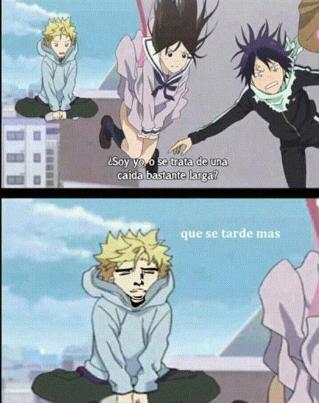 Ke lokisho (anime: noragami) - meme