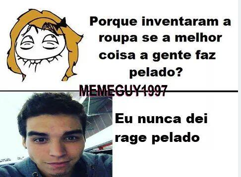 Rage - meme