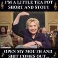 Hillary high af