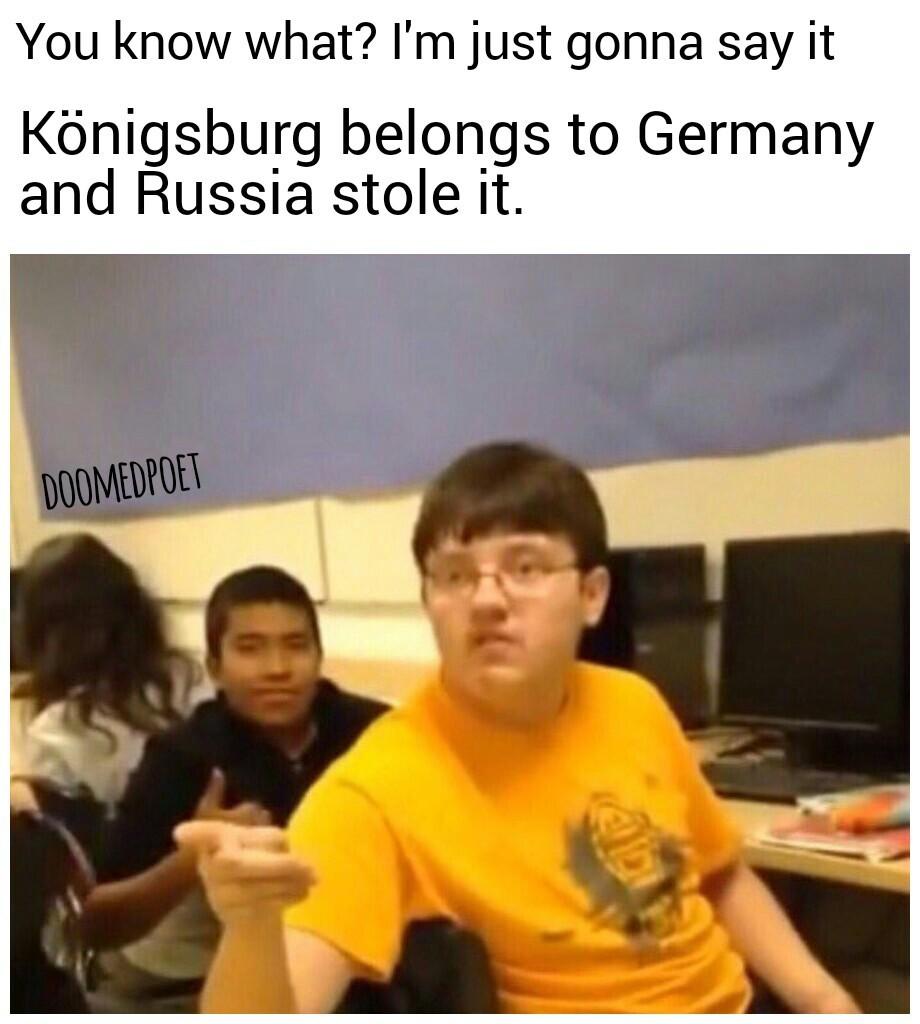 Deutschland ist wunderbar - meme