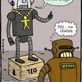 Robotic christians