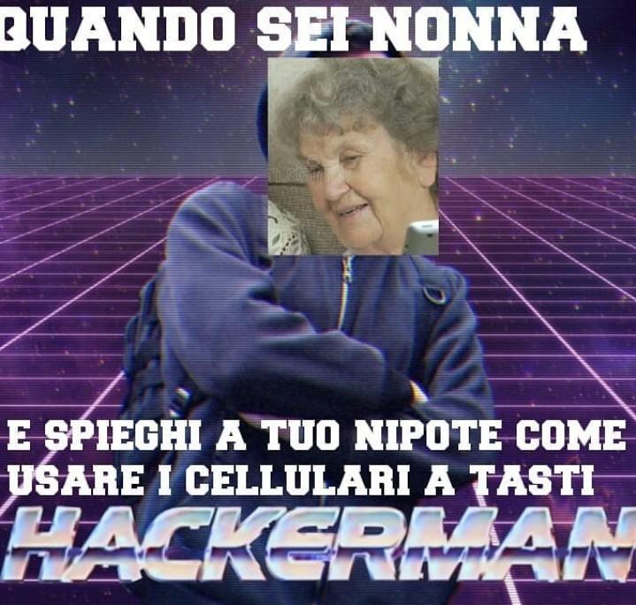 SONO RITORNATO - meme