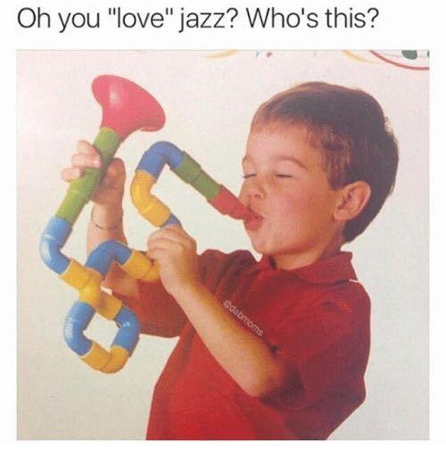 Indie Jazz - meme