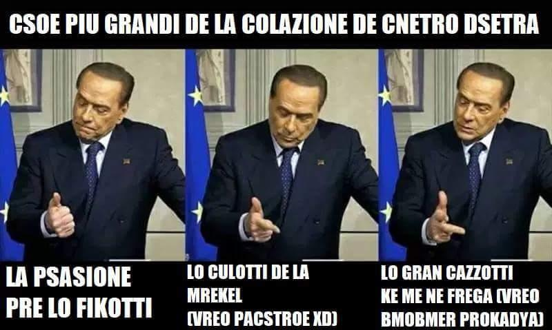 Froza itallia - meme