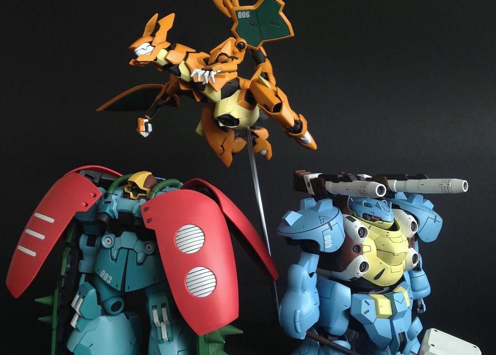 Poke'mon Gundam - meme