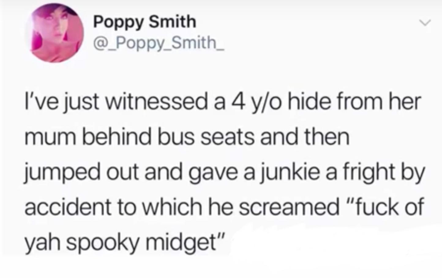 Spooky scary midgets - meme
