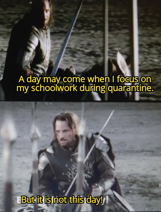 Aragorn Son of Arathorn. Isildur's Heir, and Heir to to throne of Gondor. - meme