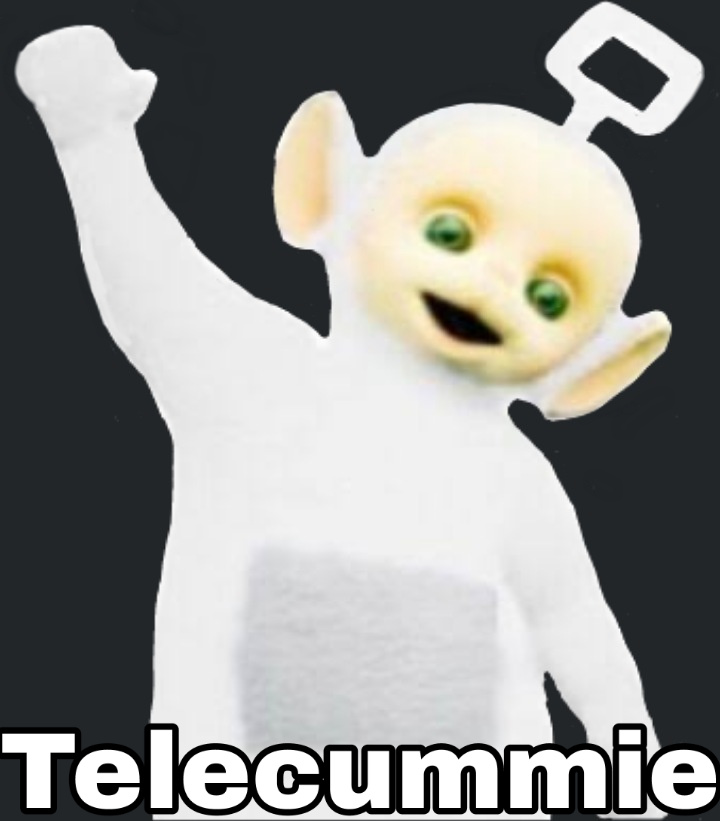 Telecummie - meme