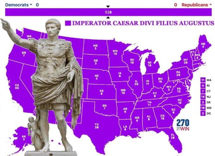 Make America Rome Again - meme