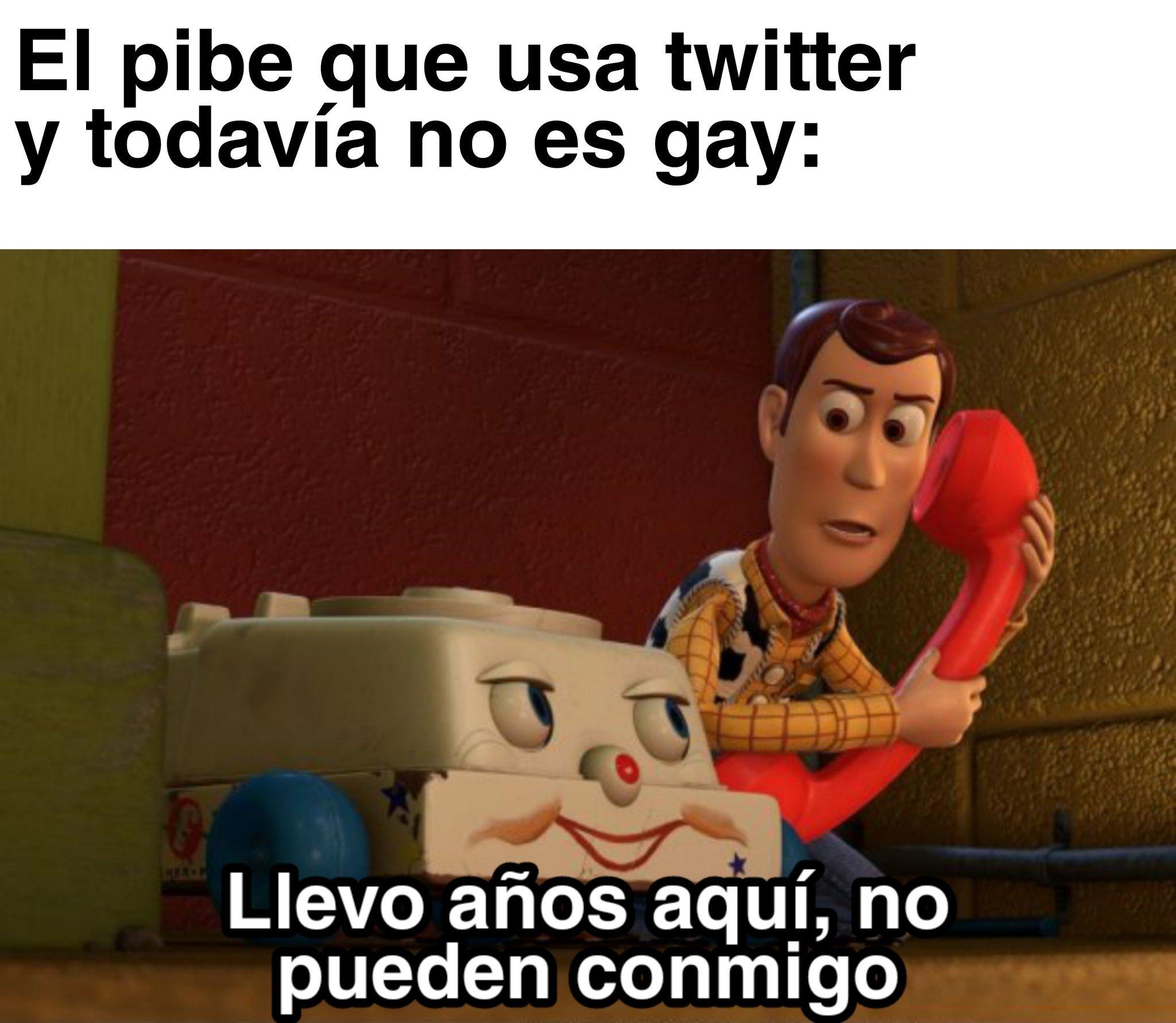 Twitter = progre landia - meme