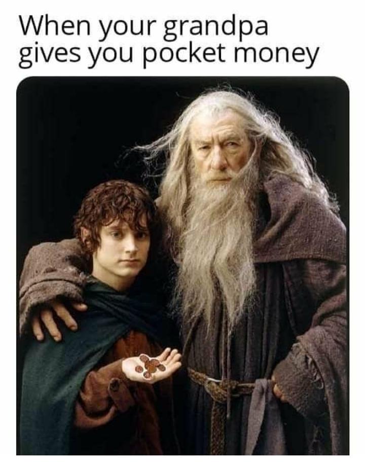 Cher hobbit, nous fraudons. - meme