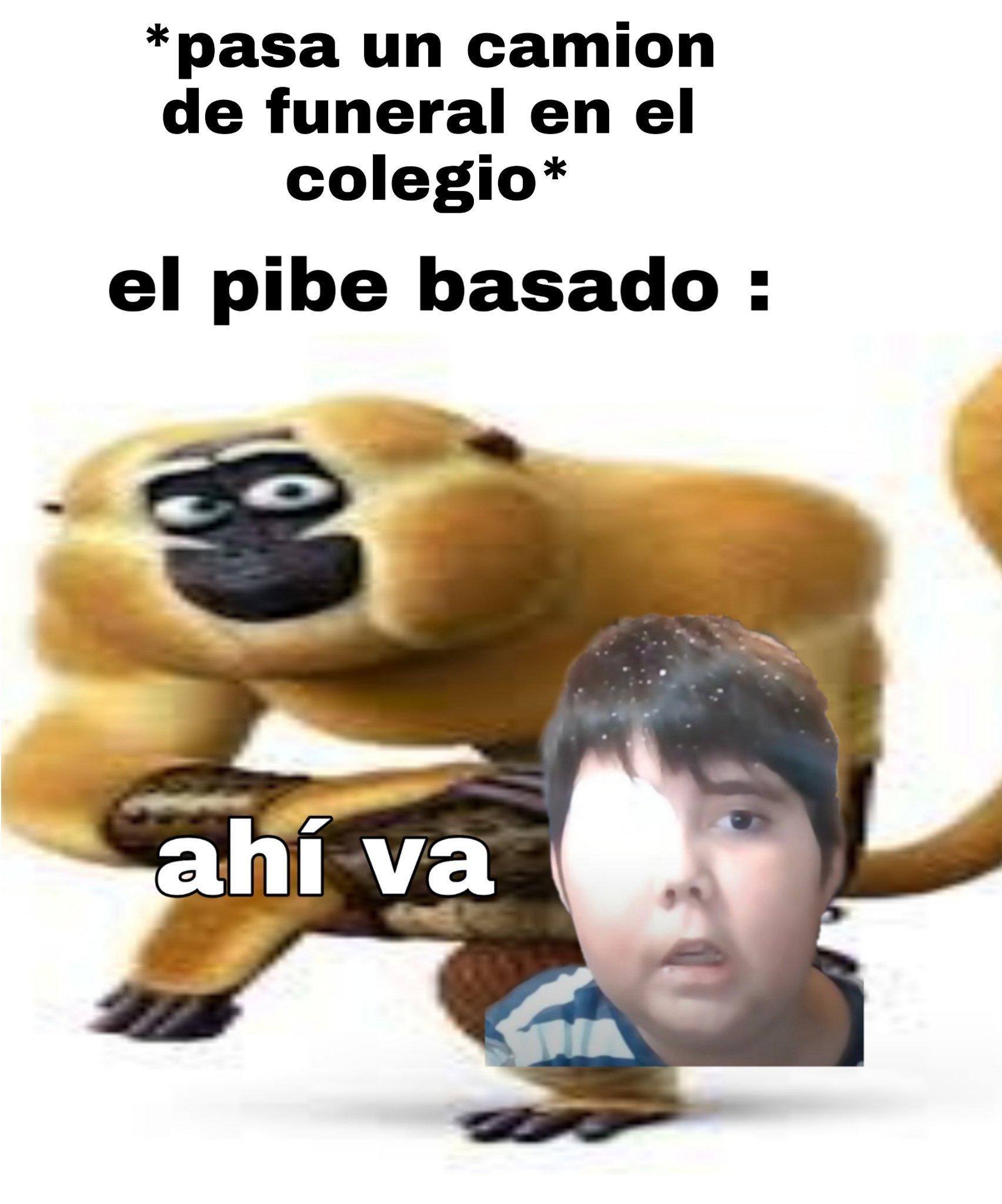 JAJAJAS ES SARCASMO LE DESEO LA MAYOR SUERTE A ESE PIBE - meme