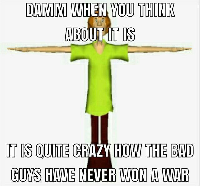 *posts this to normie social media*... *is accused of anti-semitism* - meme