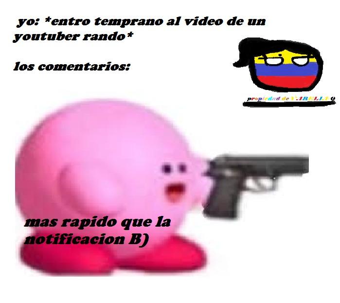 el youtuber: watafa y este random - meme