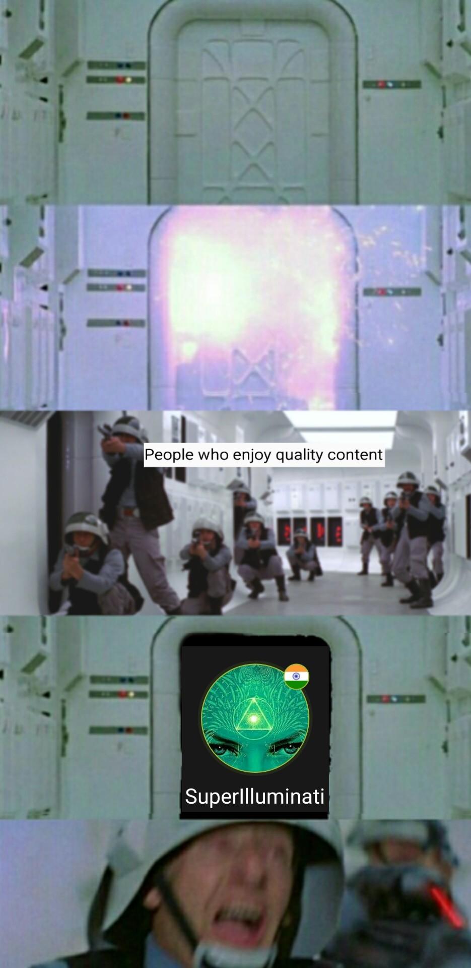 I hate em i do. I hate em screw you - meme