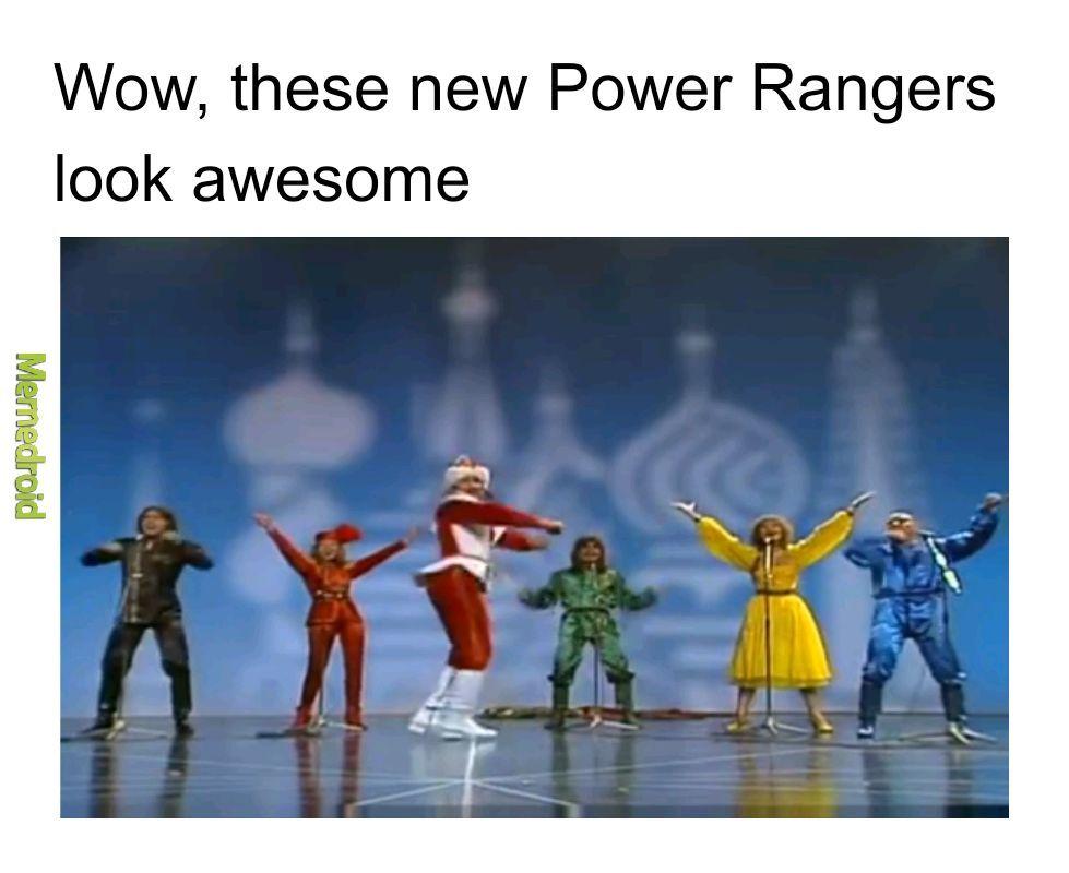 Power - meme