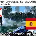 Me das lastima España
