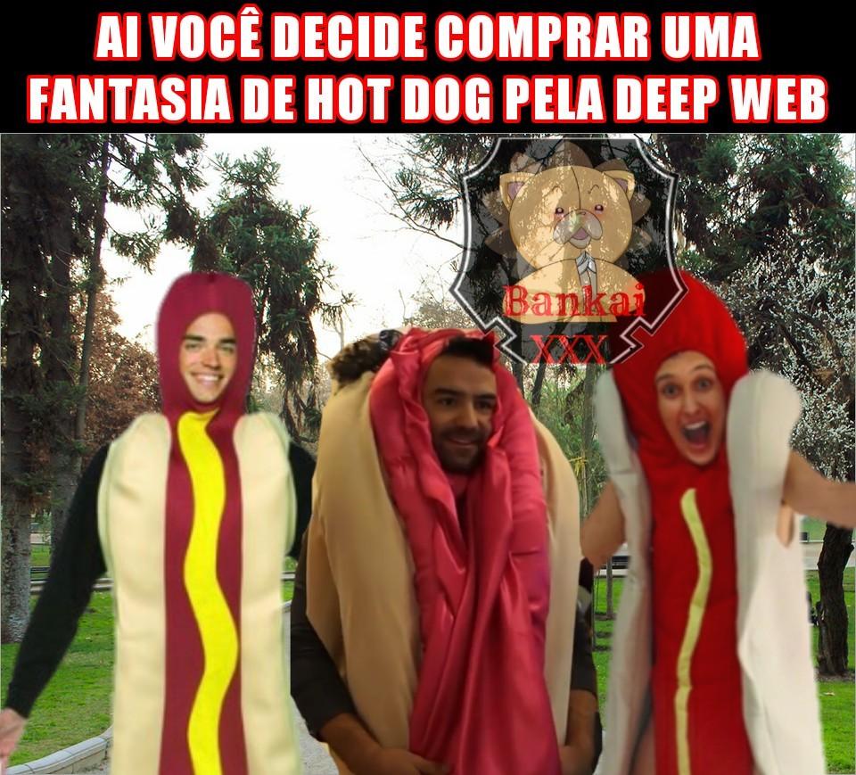 Hot dog - meme