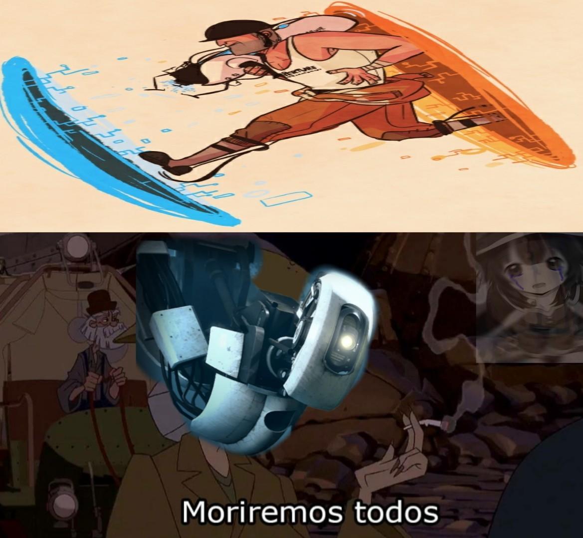 Portal 3 :D - meme