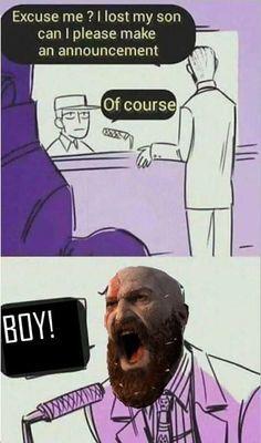 Boy - meme