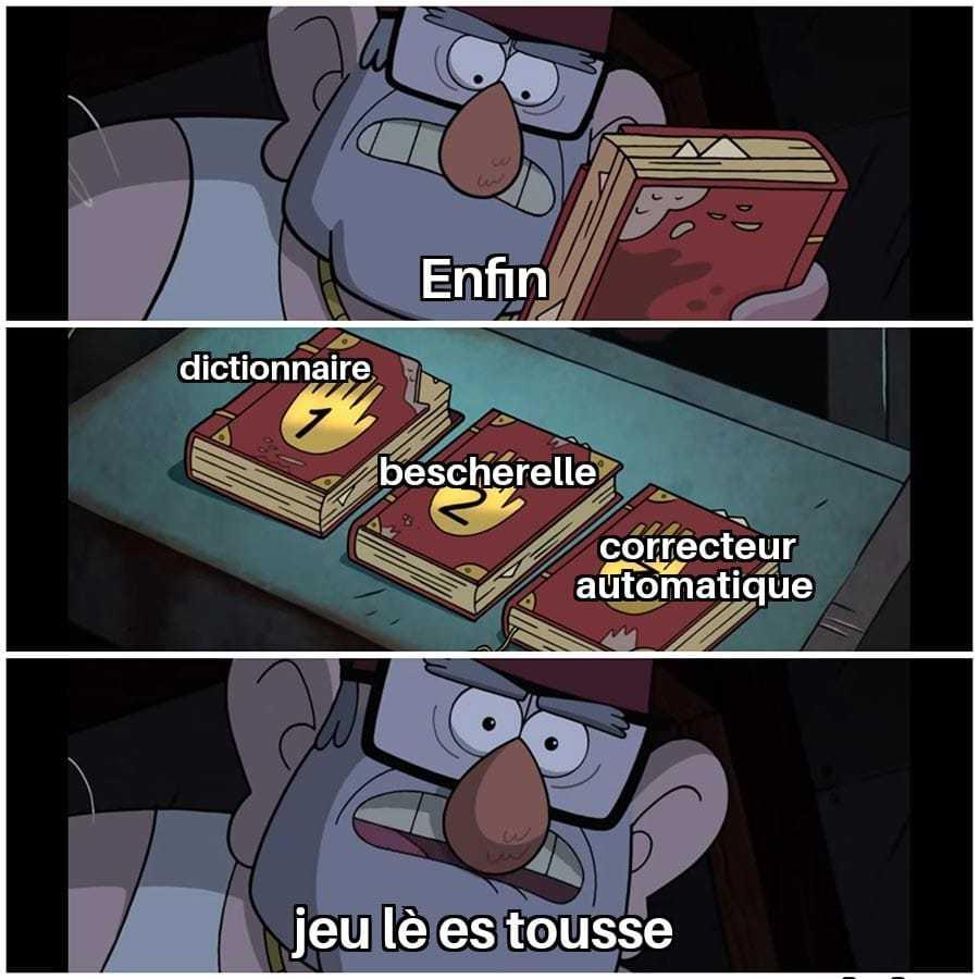 Parphèt - meme