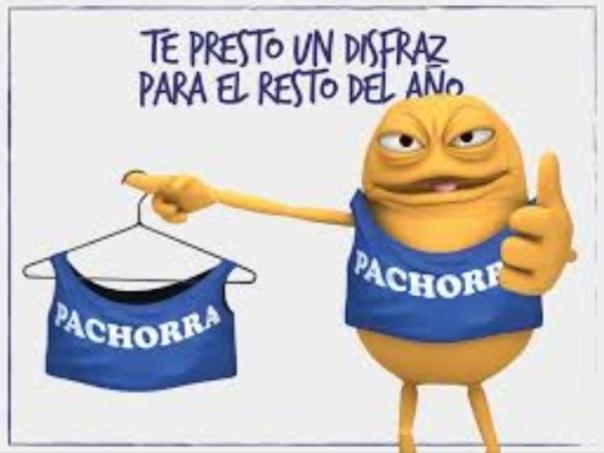Bienvenido al #TeamPachorra - meme