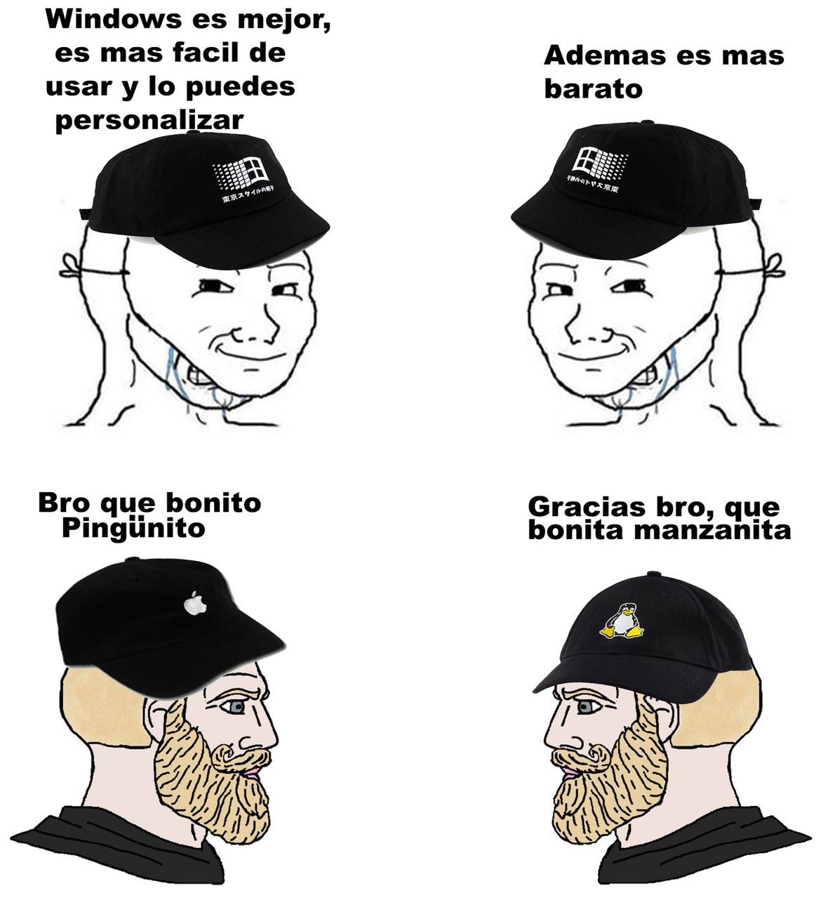 Manzanita :chad: - meme