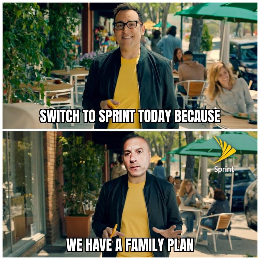 Family plan - meme