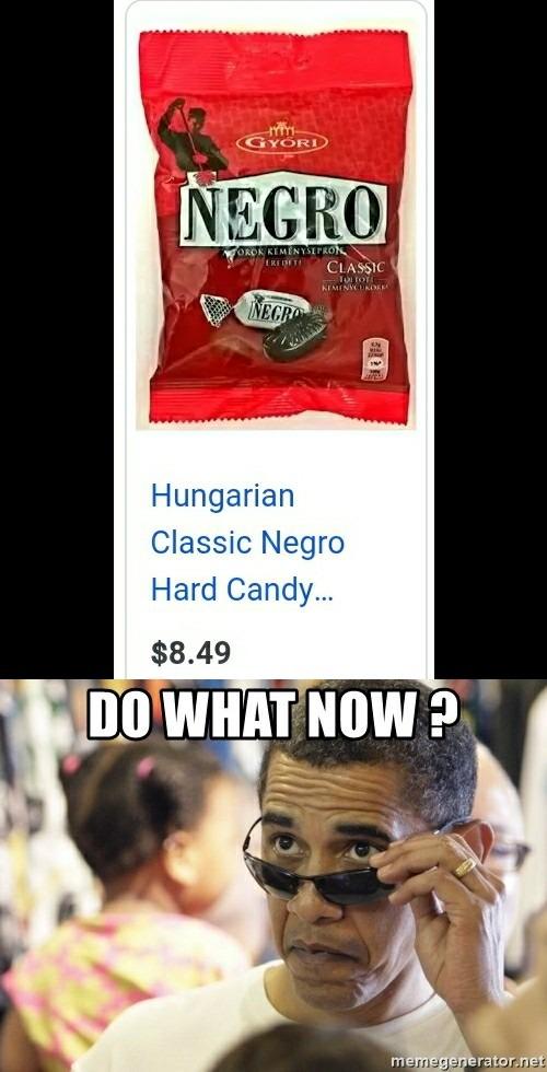 Negro bar poppn - meme