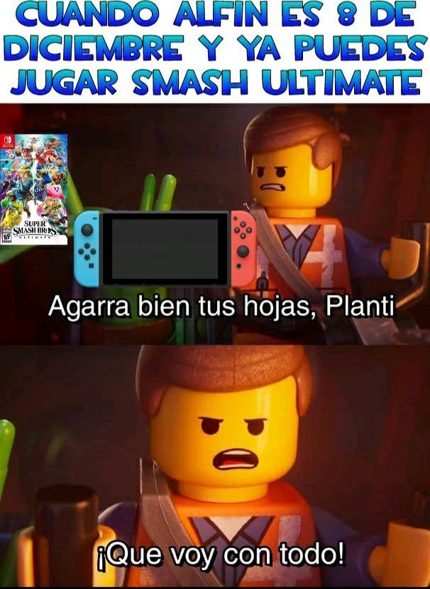 smash - meme