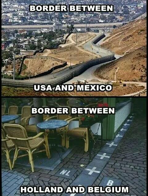 Borders - meme