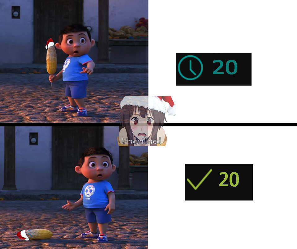 Pobre choclito :C - meme