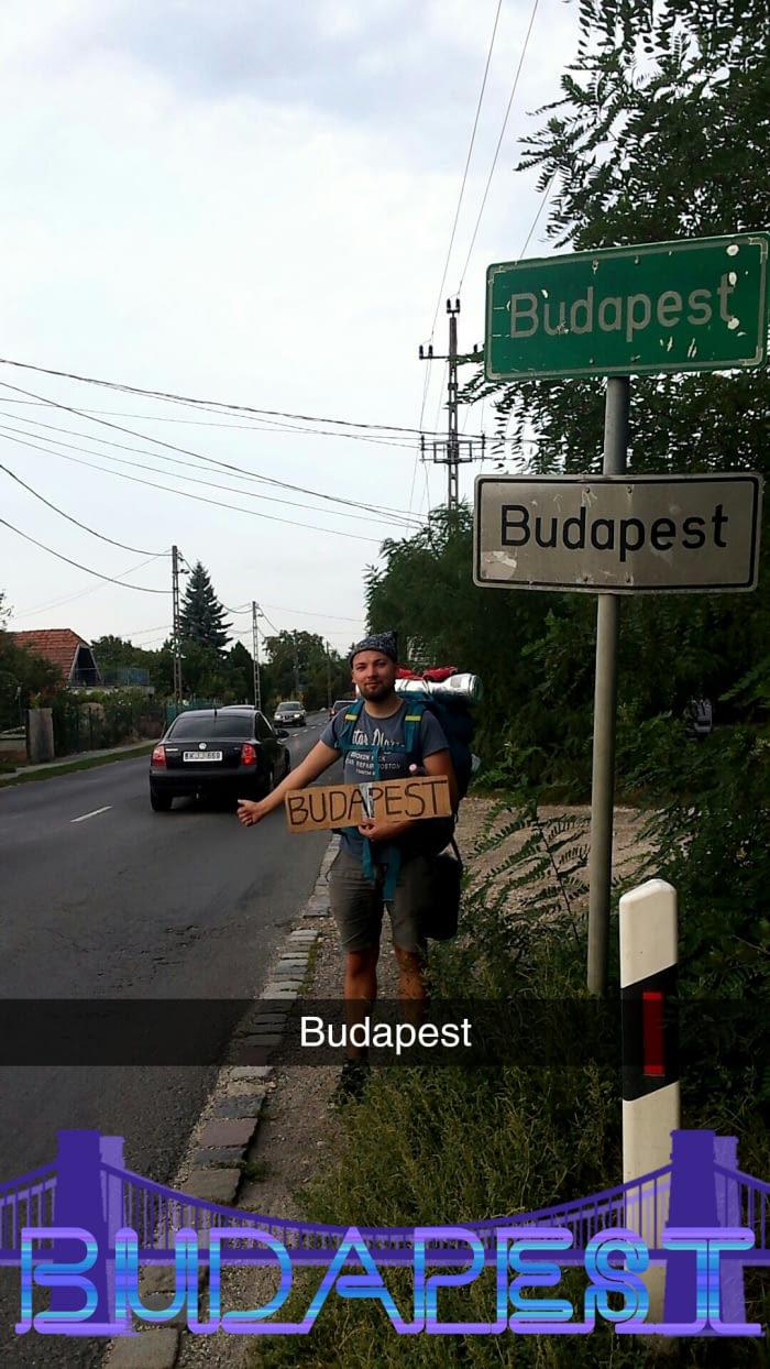 Budapest - meme