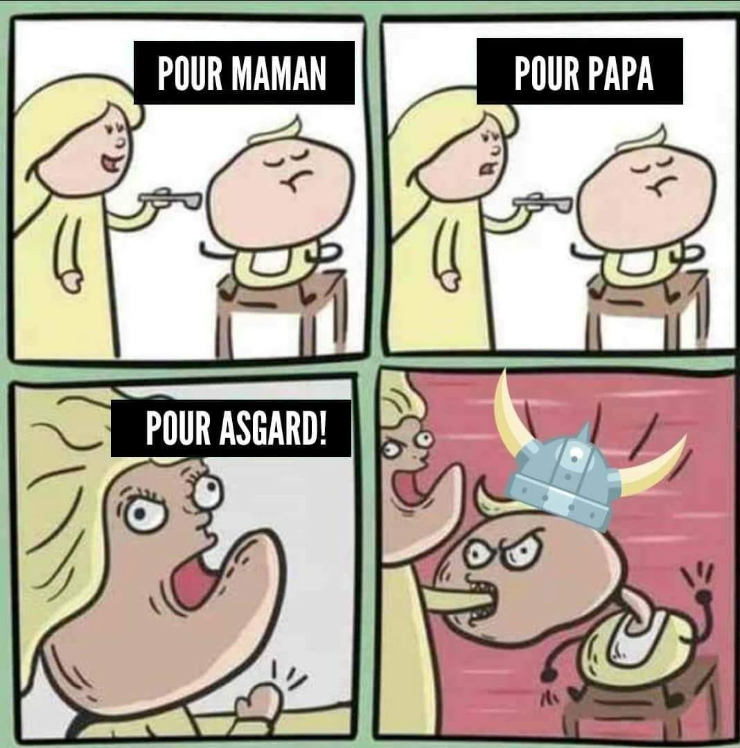 Pour Or-Azur #lanfeust - meme