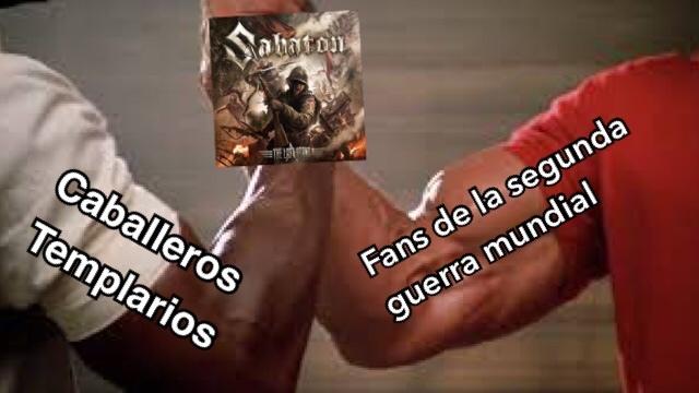 Sabaton - meme