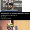 RIP female sport