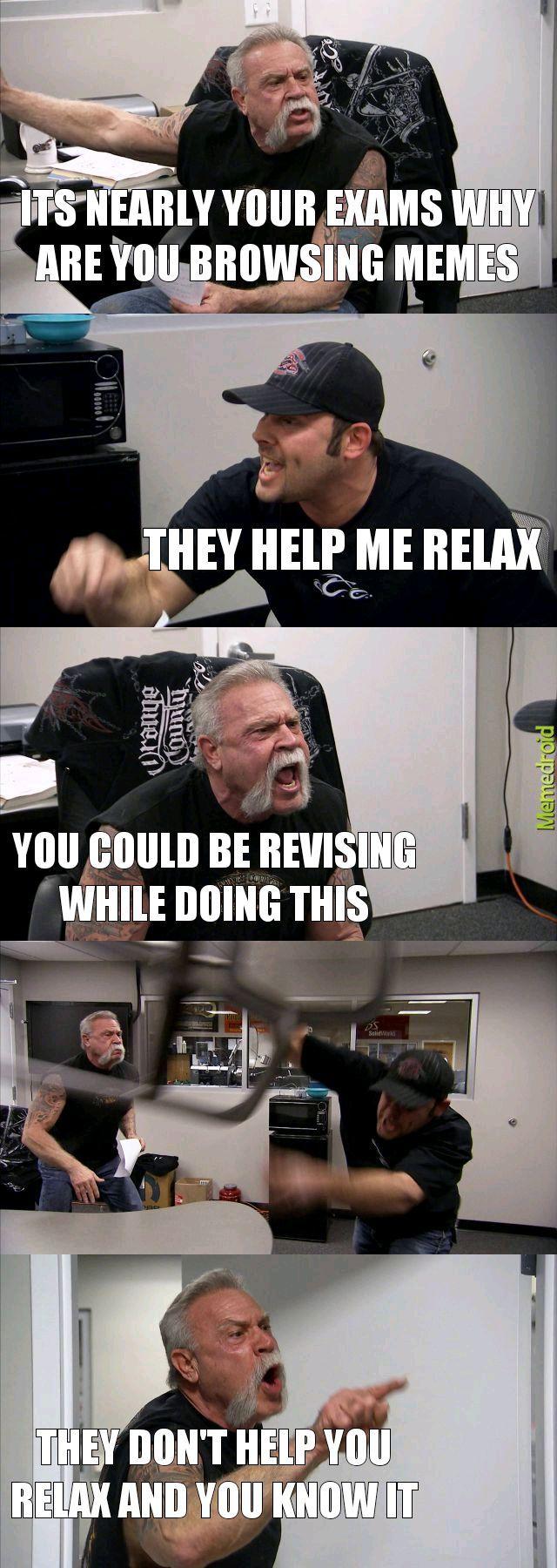 Overused formatt - meme
