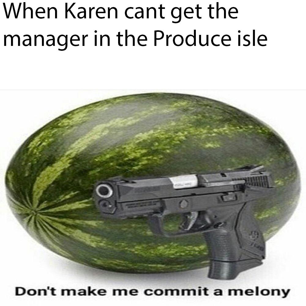*loads gun* - meme